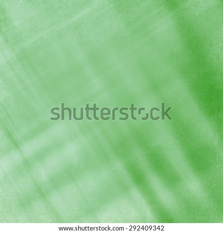 retro green background with texture of old paper