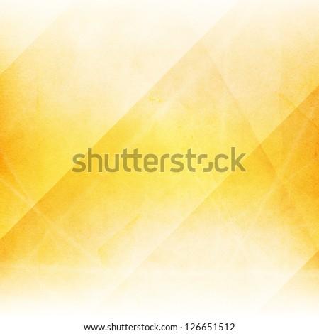 Retro Paper background in Orange color - stock photo