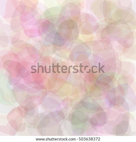 Retro pink pastel background, raster version