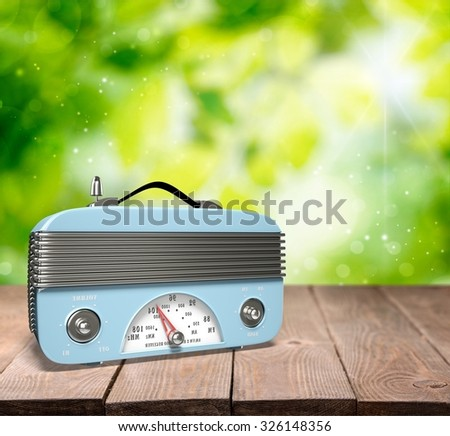 Retro Revival. - stock photo