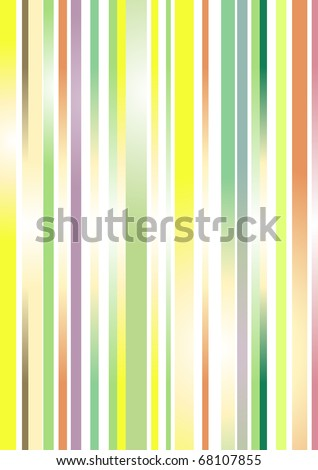 Retro stripe pattern with stylish colors. Raster version. Vector version is in my gallery.