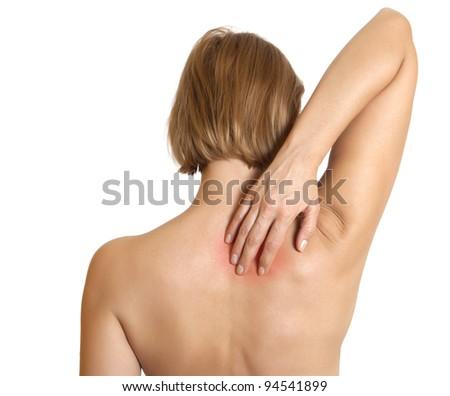 Rheumatism - stock photo