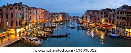 Rialto, Venice - stock photo