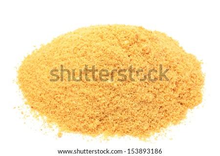 rice bran - stock photo