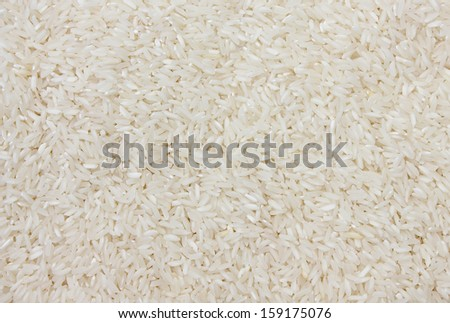 Rice grain close up abstract background texture