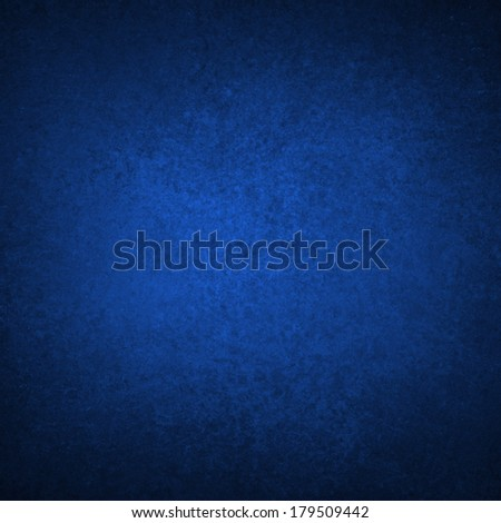 rich blue background wall with black vignette border and light center, abstract detailed vintage grunge background texture, soft distressed sponge texture, blue web background color, blue display ad