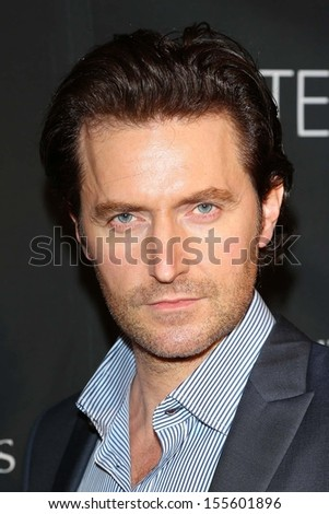 Richard Armitage at the BAFTA Los Angeles TV Tea 2013, SLS Hotel, Beverly Hills, CA 09-21-13 - stock photo