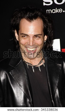 "Richard Grieco at the Los Angeles Premiere of ""21 Jump Street"" held at the Grauman's Chinese Theater, California, United States on March 13, 2012."
