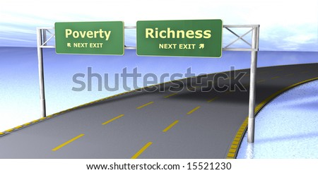 Richness or Poverty