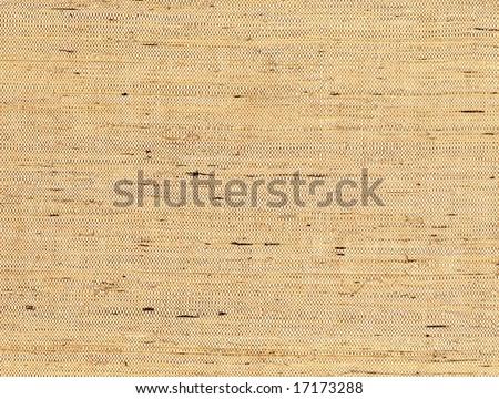 Ridged paper texture - stock photo