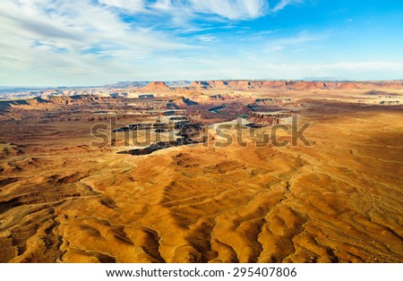 Ridges at Canyonlands National Park