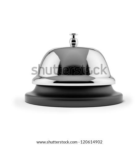 Ring alarm service - stock photo