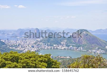 Rio de Janeiro - Brazil - stock photo