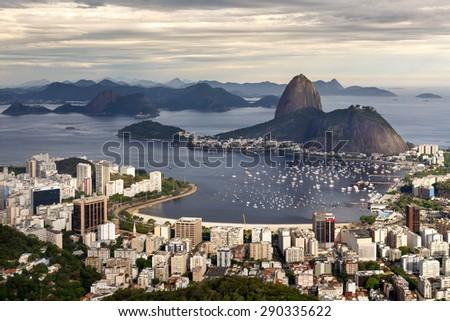 Rio de Janeiro - Brazil - Latin America - stock photo