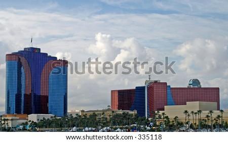 Rio in Las Vegas - stock photo