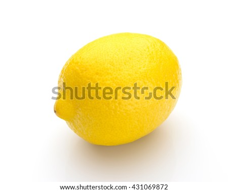 ripe a lemon under clipping