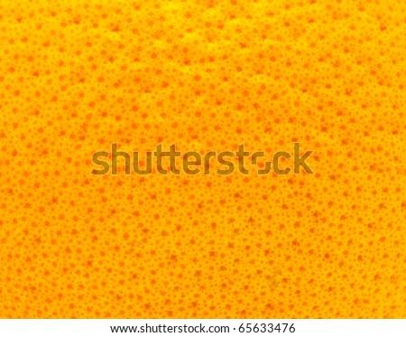 Ripe grapefruit background - stock photo