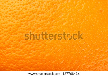 Ripe Orange Background - stock photo