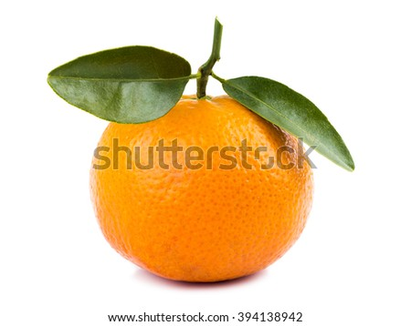 ripe orange fruit isolated on white background, stacking added, objects are all in focus