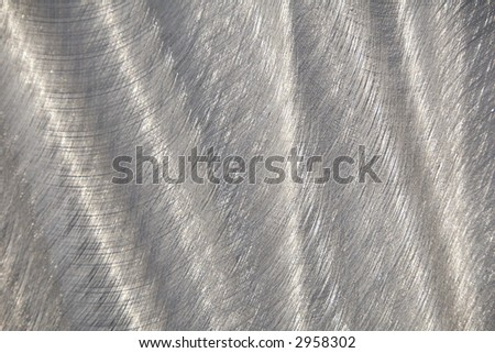 rippled brushed stainless steel sheeting