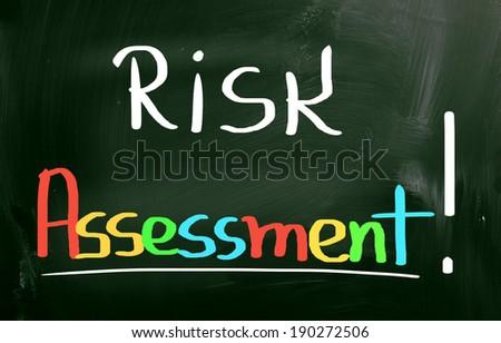 Risk Assessment Concept - stock photo