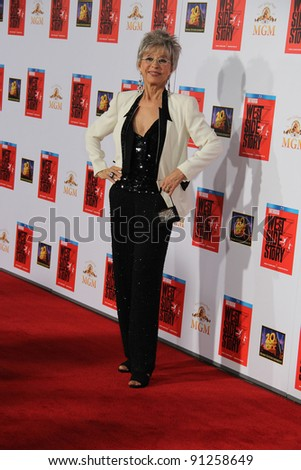 Rita Moreno at the West Side Story 50th Anniversary Screening, Chinese Theater, Hollywood, CA 11-15-11