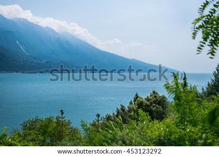 Riva del Garda - stock photo