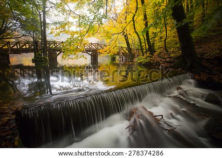 River - stock photo