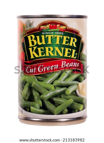 how to cook cut green beans from a can