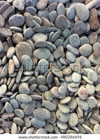 River stone , Stone background, Stone in the Park, Stone floor texture ,Sea stones background for Background Usage