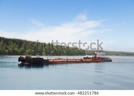 barge tugboat stock photos royaltyfree images amp vectors