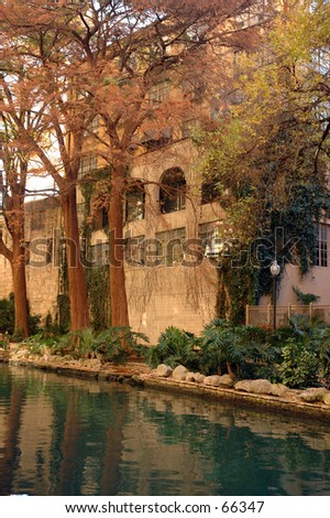 Riverwalk in San Antonio Texas