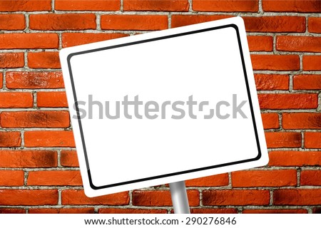 Road Sign, Sign, Interstate. - stock photo