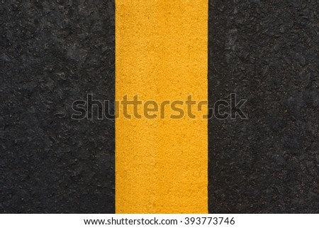 Road surface markings are used on paved roadways to provide guidance and information to drivers and pedestrians