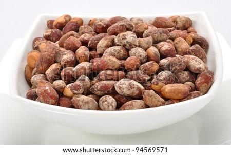 Roasted Peanuts im-1 - stock photo
