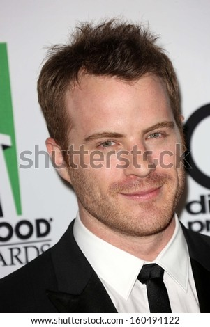 Robert Kazinsky at the 17th Annual Hollywood Film Awards Arrivals, Beverly Hilton Hotel, Beverly Hills, CA 10-21-13