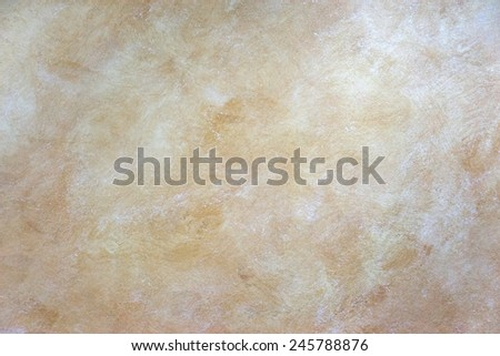 rock abstract beige wall background - stock photo