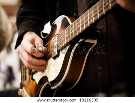 rock-and-roll - stock photo