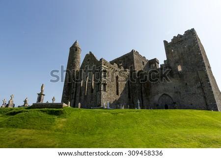 Rock of Cashel, Co Tipperary, Ireland - stock photo
