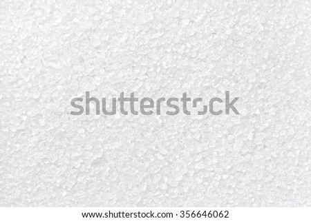 rock salt - stock photo