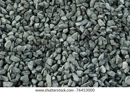 Rock texture background. - stock photo