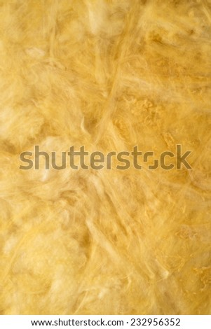 Rock Wool Texture #1 - stock photo
