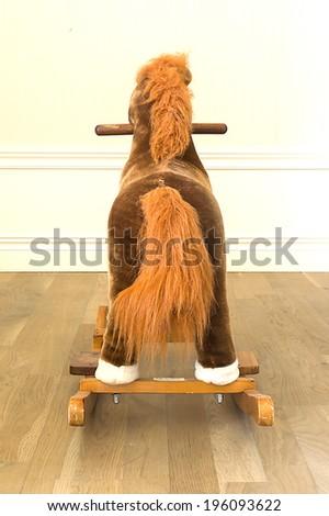 Rocking Horse  - stock photo