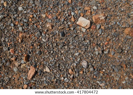 Rocks texture background