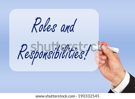 roles and responsibilities of a t Project manager roles and responsibilities october 31  key roles and job responsibilities of a  for all project managers and it doesn't work well for.