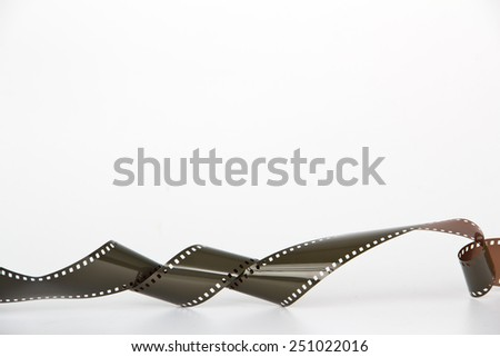 rolls for 135 film for camera - stock photo