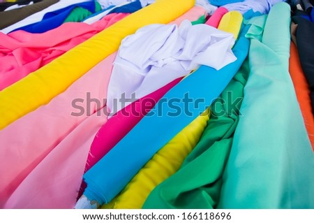 Rolls in many colors