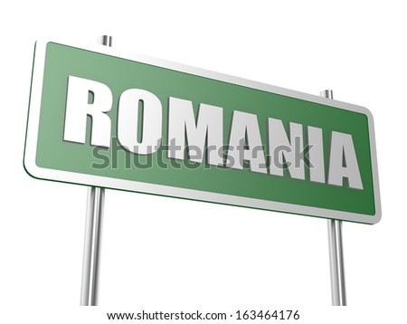 Romania - stock photo