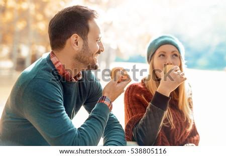 flirting dating side