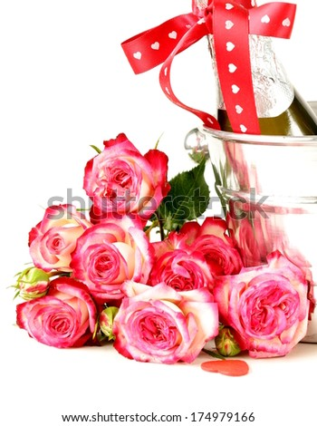 Champagne And Chocolate Stock Images, Royalty-Free Images ...